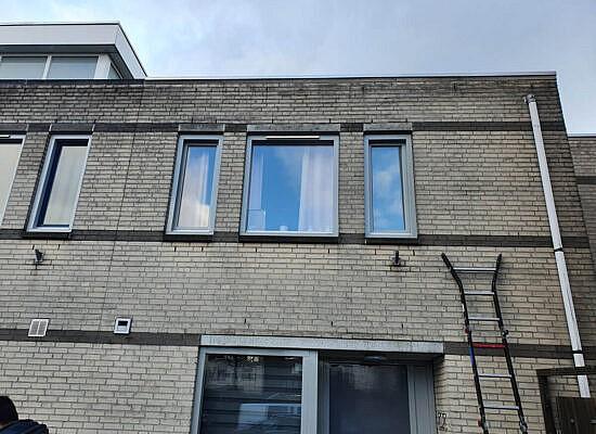 Kozijnen hele woning Schiedam